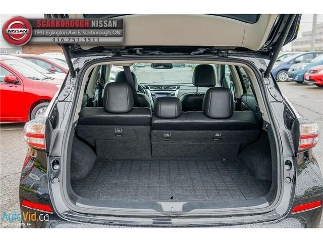 2015 Nissan Murano  (Stk: 318003A) in Scarborough - Image 13 of 25