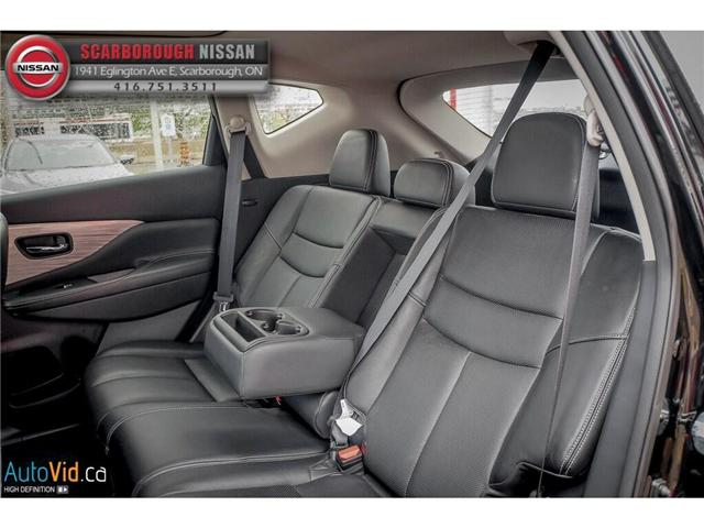 2015 Nissan Murano  (Stk: 318003A) in Scarborough - Image 14 of 25