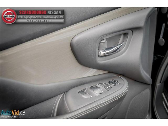 2015 Nissan Murano  (Stk: 318003A) in Scarborough - Image 17 of 25