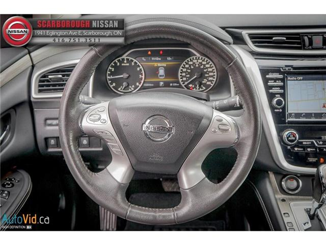 2015 Nissan Murano  (Stk: 318003A) in Scarborough - Image 18 of 25