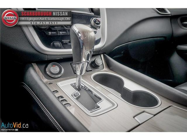 2015 Nissan Murano  (Stk: 318003A) in Scarborough - Image 20 of 25