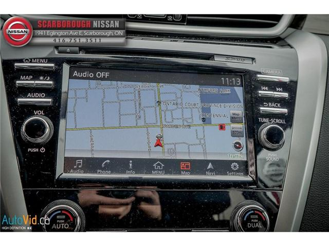 2015 Nissan Murano  (Stk: 318003A) in Scarborough - Image 24 of 25
