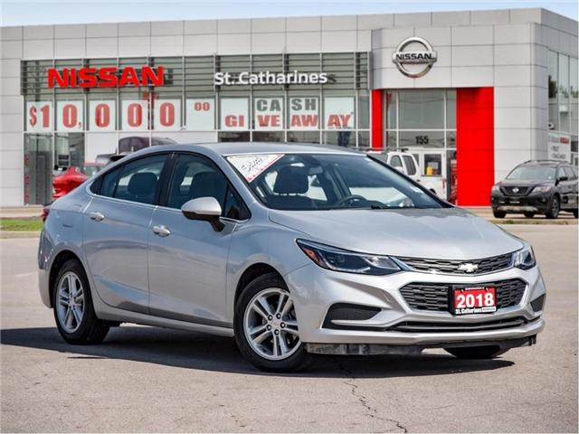 2018 Chevrolet Cruze LT Auto (Stk: P2302) in St. Catharines - Image 1 of 21