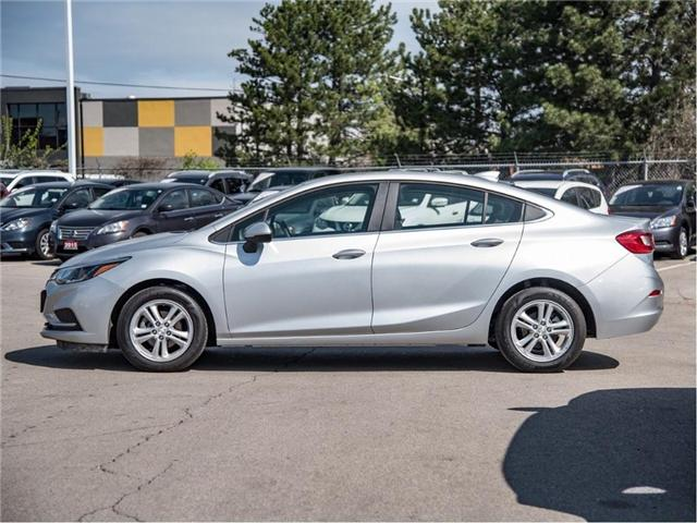 2018 Chevrolet Cruze LT Auto (Stk: P2302) in St. Catharines - Image 2 of 21