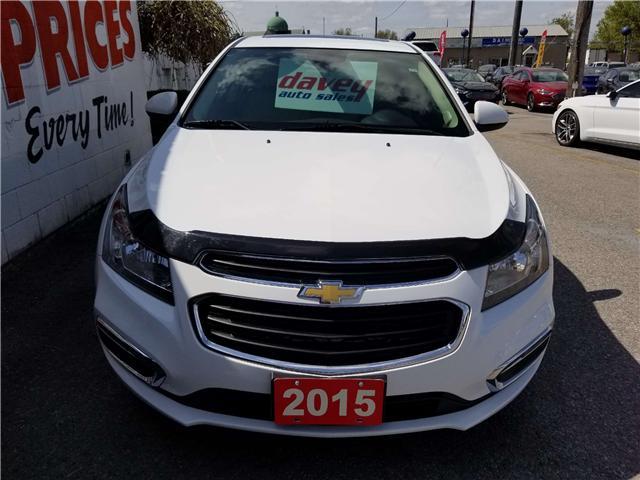 2015 Chevrolet Cruze 2LT (Stk: 19-348) in Oshawa - Image 2 of 16