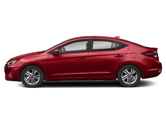 2020 Hyundai Elantra Preferred w/Sun & Safety Package (Stk: LU895093) in Mississauga - Image 2 of 9