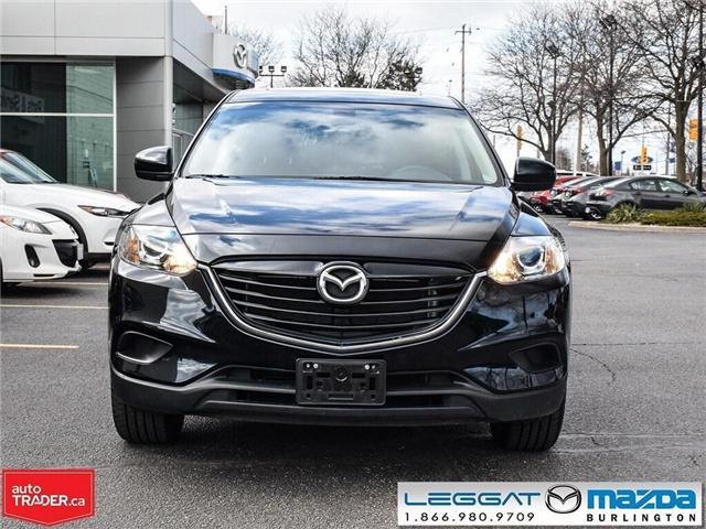 2015 Mazda CX-9 GS- LUXURY PKG, 3.7L V7, ALL WHEEL DRIVE (Stk: 1832) in Burlington - Image 2 of 22
