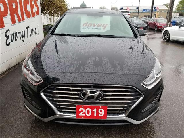 2019 Hyundai Sonata ESSENTIAL (Stk: 19-352) in Oshawa - Image 2 of 14