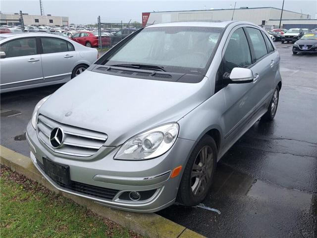 2006 Mercedes-Benz B-Class 4DR HB Turbo Turb (Stk: 181775AA) in Burlington - Image 1 of 5