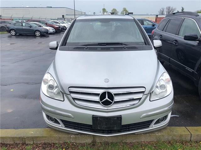 2006 Mercedes-Benz B-Class 4DR HB Turbo Turb (Stk: 181775AA) in Burlington - Image 2 of 5