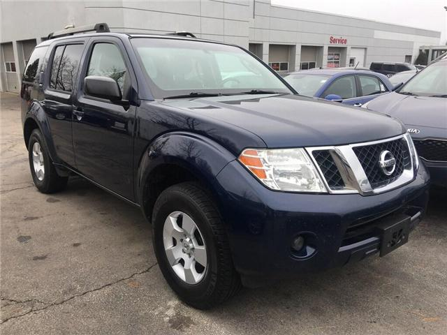 2008 Nissan Pathfinder  (Stk: W0123) in Burlington - Image 2 of 11