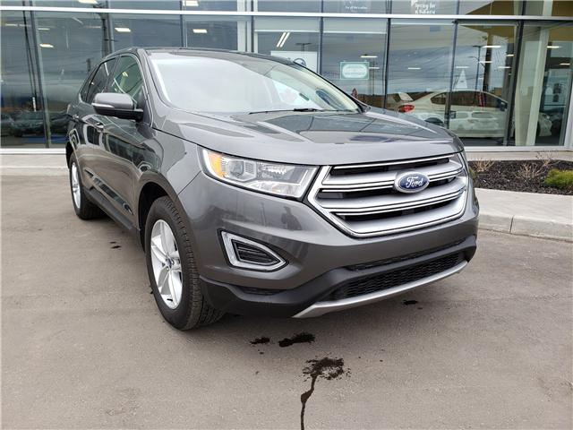 2018 Ford Edge SEL (Stk: 14888ASD) in Thunder Bay - Image 2 of 12