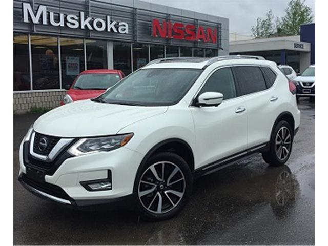 2018 Nissan Rogue SL (Stk: UC156) in Bracebridge - Image 1 of 13