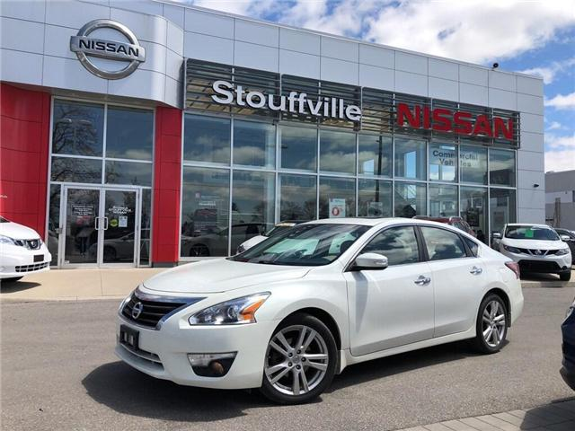 2015 Nissan Altima 3.5 SL (Stk: SU0737) in Stouffville - Image 1 of 24