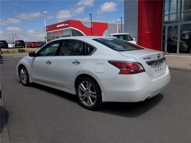 2015 Nissan Altima 3.5 SL (Stk: SU0737) in Stouffville - Image 2 of 24