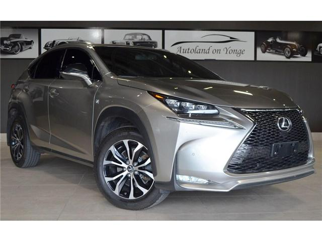 2017 Lexus NX 200t Base (Stk: AUTOLAND-U16507A) in Thornhill - Image 2 of 30