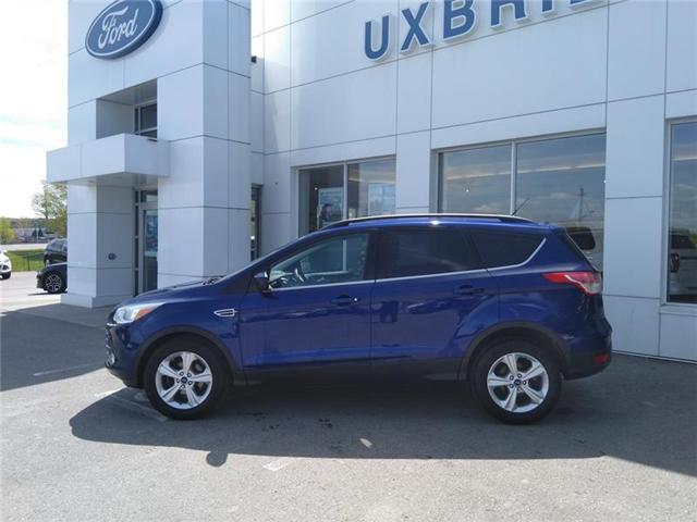 2016 Ford Escape SE (Stk: P1183) in Uxbridge - Image 2 of 12