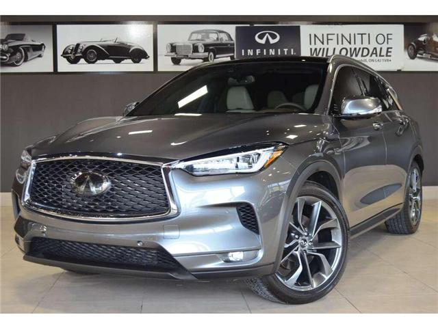 2019 Infiniti QX50  (Stk: U16528) in Thornhill - Image 1 of 30