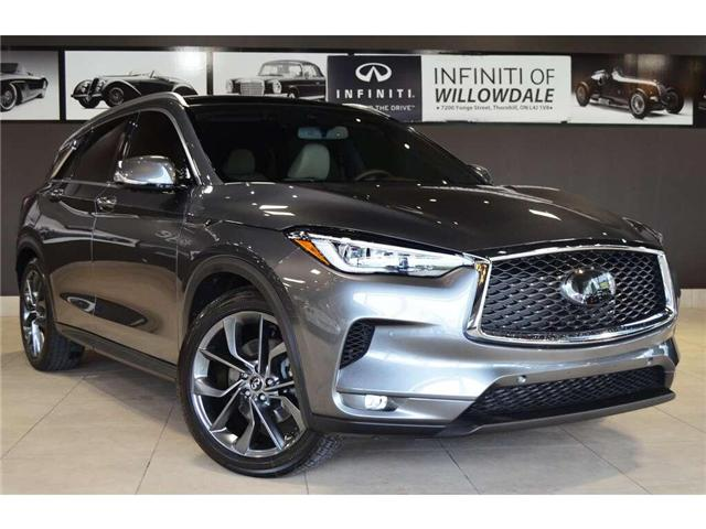 2019 Infiniti QX50  (Stk: U16528) in Thornhill - Image 2 of 30