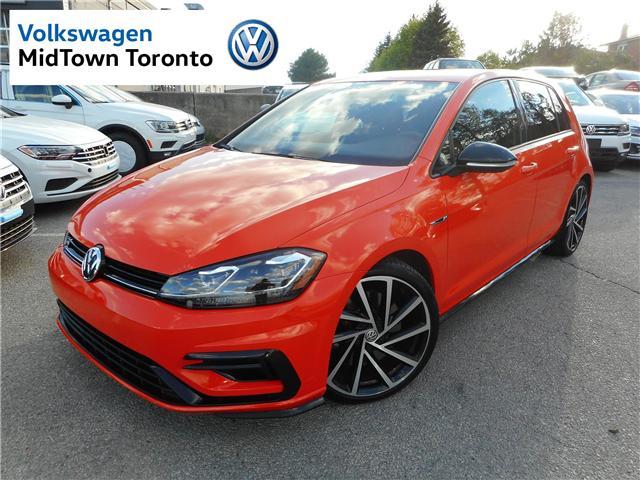2018 Volkswagen Golf R 2.0 TSI (Stk: P7247) in Toronto - Image 1 of 30