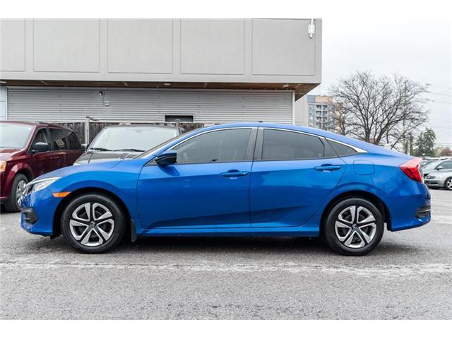 2017 Honda Civic LX (Stk: 18-1066A) in Richmond Hill - Image 3 of 19