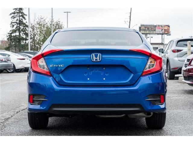 2017 Honda Civic LX (Stk: 18-1066A) in Richmond Hill - Image 6 of 19