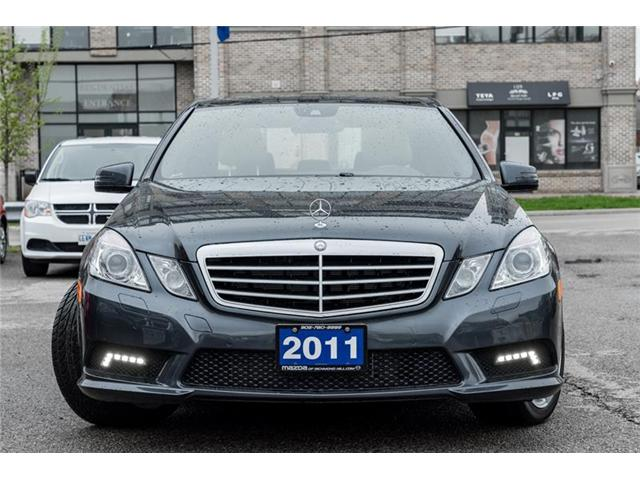2011 Mercedes-Benz E-Class Base (Stk: P0408) in Richmond Hill - Image 2 of 20