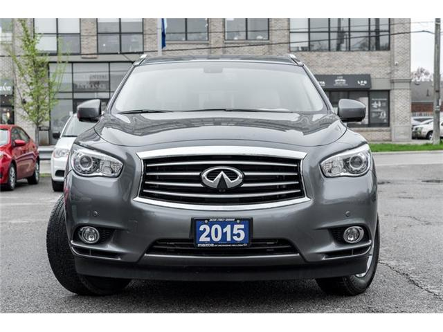 2015 Infiniti QX60 Base (Stk: P0411) in Richmond Hill - Image 2 of 20