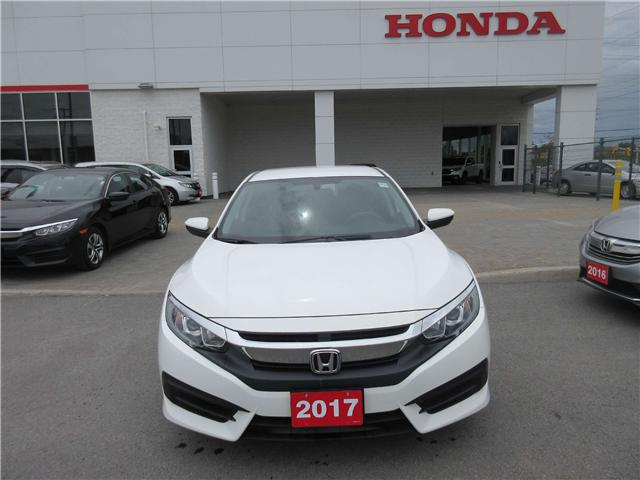 2017 Honda Civic LX (Stk: 26446L) in Ottawa - Image 2 of 12