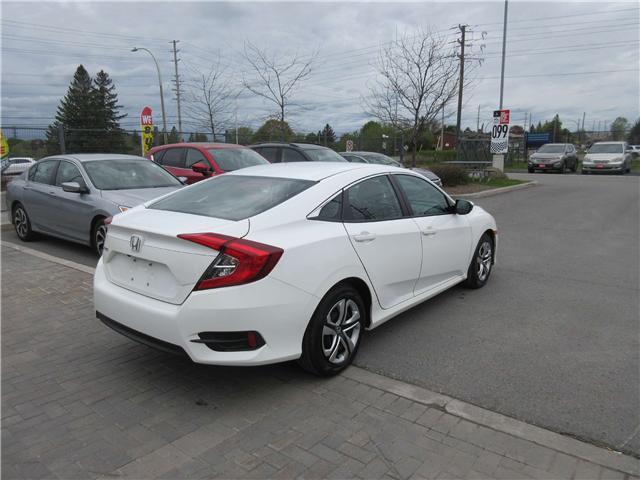 2017 Honda Civic LX (Stk: 26446L) in Ottawa - Image 4 of 12