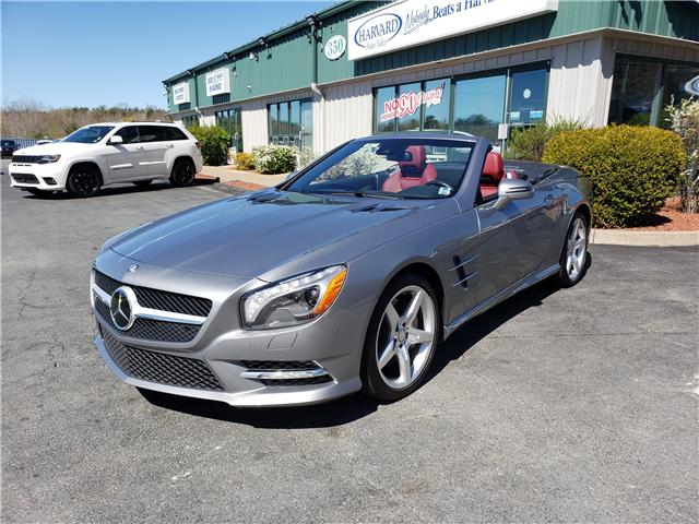 2015 Mercedes-Benz SL-Class Base (Stk: 9627) in Lower Sackville - Image 1 of 27