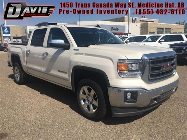2015 GMC Sierra 1500 SLT (Stk: 126000) in Medicine Hat - Image 1 of 22