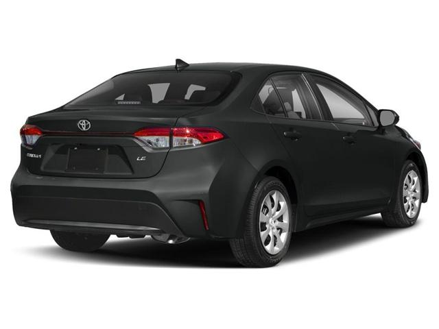 2020 Toyota Corolla LE (Stk: 20014) in Brandon - Image 3 of 9
