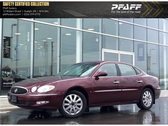 2007 Buick Allure CXL (Stk: S00130A) in Guelph - Image 1 of 22