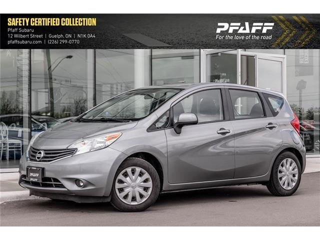 2014 Nissan Versa Note 1.6 SV (Stk: S00183A) in Guelph - Image 1 of 22