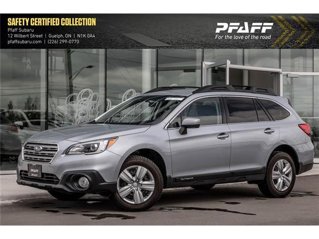 2016 Subaru Outback 2.5i (Stk: SU0020) in Guelph - Image 1 of 22