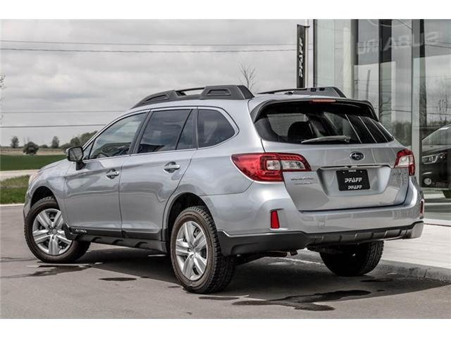 2016 Subaru Outback 2.5i (Stk: SU0020) in Guelph - Image 5 of 22