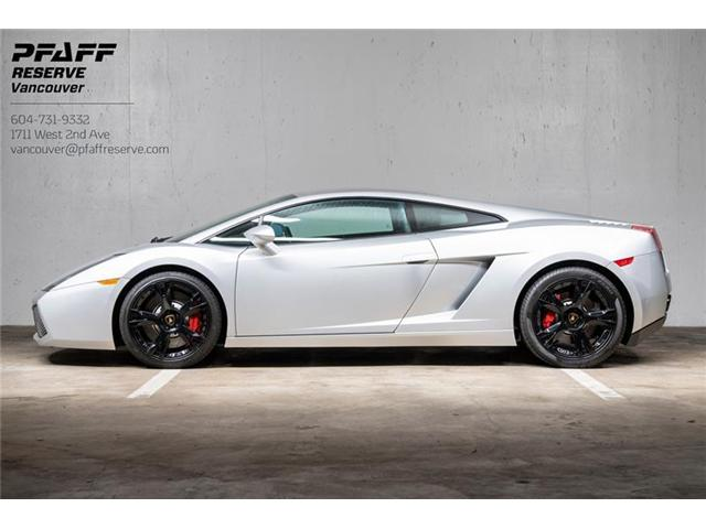 2008 Lamborghini Gallardo E-Gear Coupe (Stk: VU0415B) in Vancouver - Image 1 of 21
