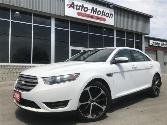 2015 Ford Taurus SEL (Stk: 19593) in Chatham - Image 1 of 20