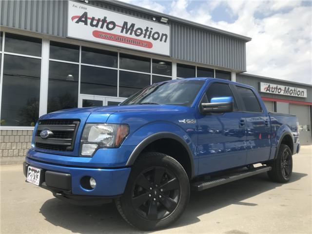 2013 Ford F-150 FX4 (Stk: 19582) in Chatham - Image 1 of 21