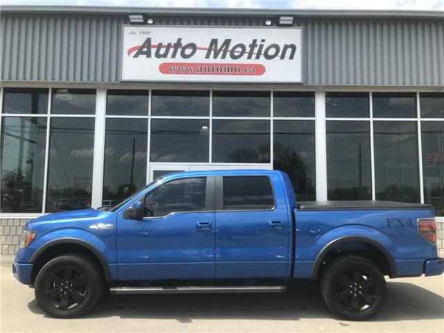 2013 Ford F-150 FX4 (Stk: 19582) in Chatham - Image 2 of 21