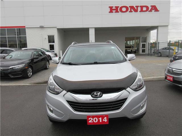 2014 Hyundai Tucson GLS (Stk: VA3454) in Ottawa - Image 2 of 13