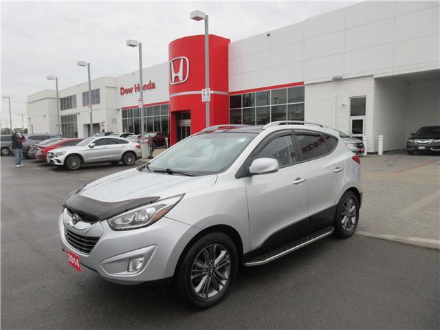 2014 Hyundai Tucson GLS (Stk: VA3454) in Ottawa - Image 1 of 13