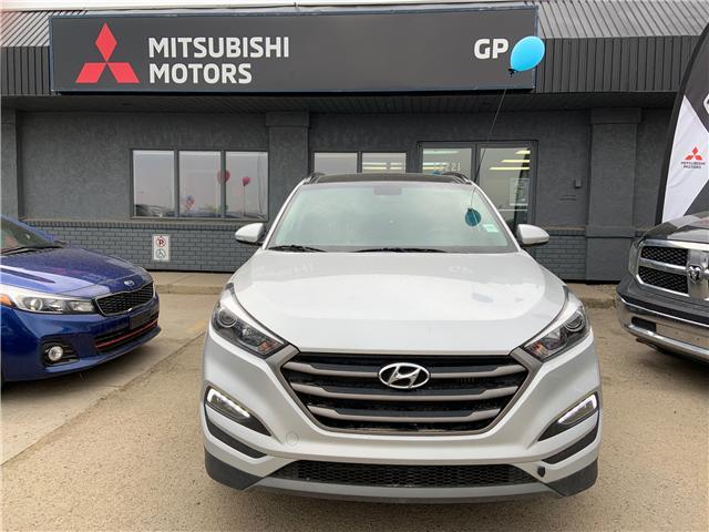 2016 Hyundai Tucson Limited (Stk: L1000) in Grande Prairie - Image 2 of 22