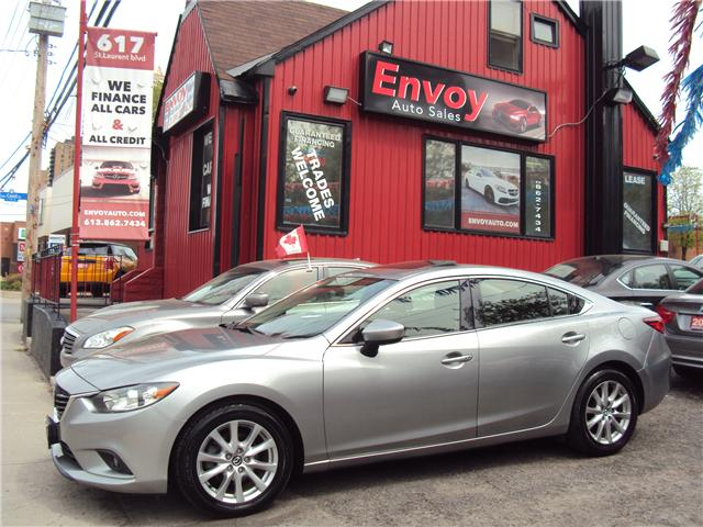 2014 Mazda MAZDA6 GS (Stk: ) in Ottawa - Image 1 of 30