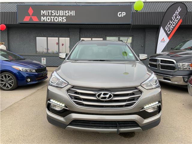 2018 Hyundai Santa Fe Sport 2.0T (Stk: L1047A) in Grande Prairie - Image 2 of 14