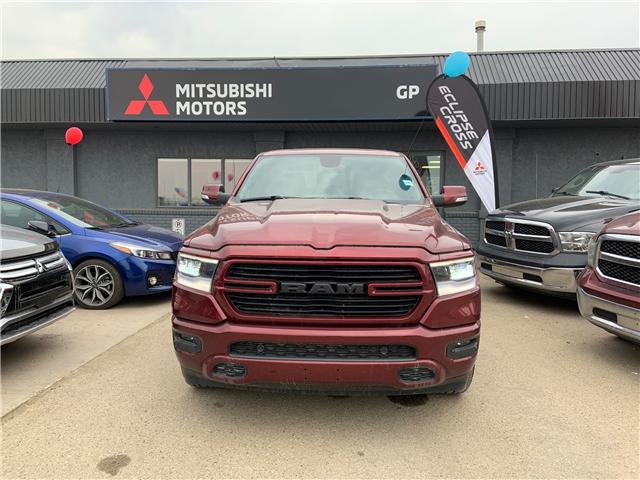 2019 RAM 1500 Sport (Stk: L1060) in Grande Prairie - Image 2 of 17