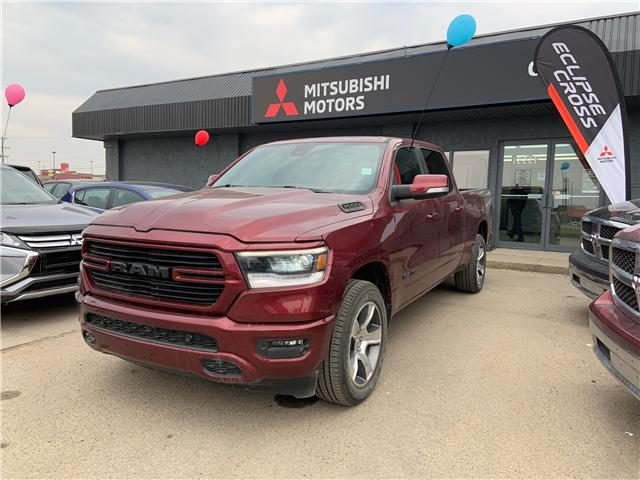 2019 RAM 1500 Sport (Stk: L1060) in Grande Prairie - Image 1 of 17