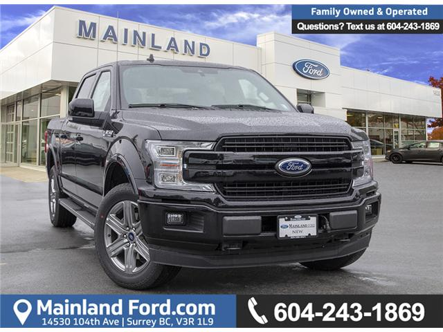 2019 Ford F-150 Lariat (Stk: 9F10227) in Vancouver - Image 1 of 30