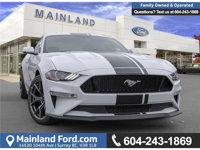 2019 Ford Mustang GT Premium (Stk: 9MU0112) in Vancouver - Image 1 of 24